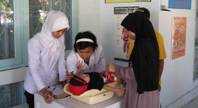 Kota Banda Aceh Luncurkan Open Puskesmas