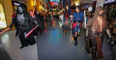 Light Run Star Wars, Cara Seru Habiskan Akhir Pekan