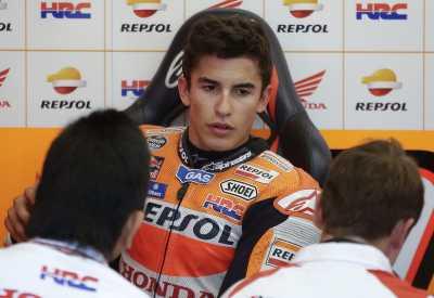 Start Terburuk Marquez di MotoGP