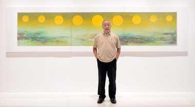Liu Kuo Sung, Setengah Abad Konsisten Melukis