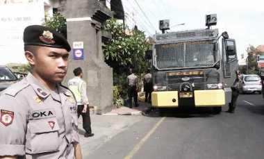 Kubu AL di Bali Gelar Musda Diam-Diam