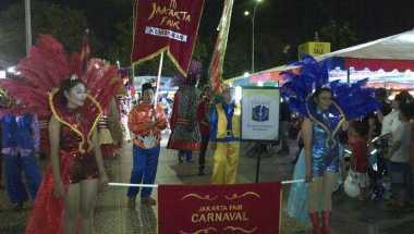 Pesta Carnival di JFK 2015