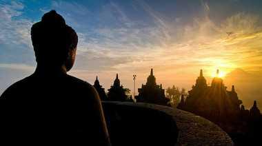 Candi Borobudur Milik Dunia