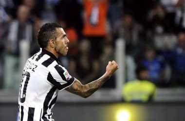 Buffon Dikagetkan dengan Tevez