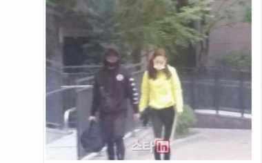Pacaran, Foto Kencan Taeyang dan Min Hyo Rin Beredar