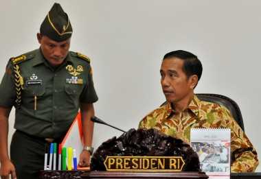 Tunjuk Pengganti Panglima TNI, Jokowi Tak Terikat Tradisi