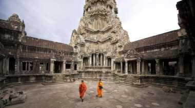 Angkor Wat, Landmark Disukai Dunia