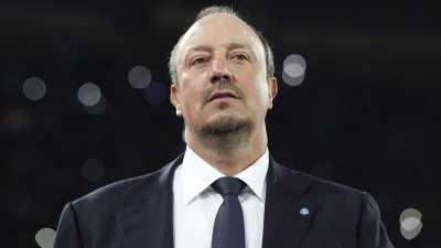 Madrid Umumkan Benitez Pimpin Ronaldo Dkk
