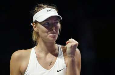 Sharapova Sepenuhnya Fit untuk Wimbledon 2015