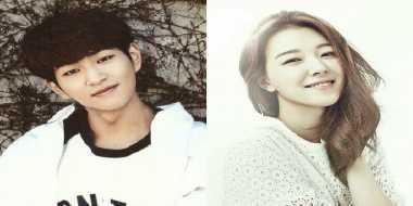 Jo Woo Ri Pacaran dengan Onew SHINee