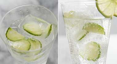 Resep Es Mentimun Segar Praktis untuk Berbuka Puasa