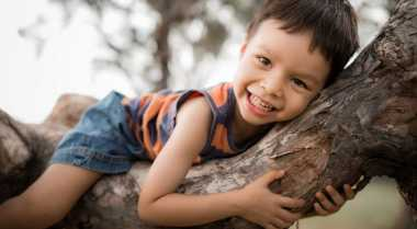 Tips agar Anak Tumbuh Percaya Diri