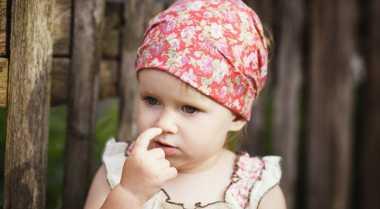 Tips Singkirkan Kebiasaan Buruk Anak Mengupil