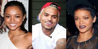 Rihanna Bela Chris dari Serangan Karrueche