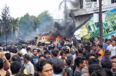 Pesawat Hercules Jatuh, DPR: Stop Pesawat Hibah!