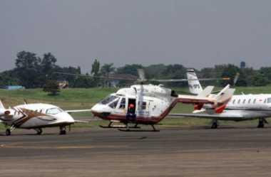 Mendarat di Pos TNI, Helikopter Malaysia Minta Maaf