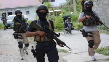 Polisi Lanjutkan Perburuan Teroris Lewat Operasi Camar Maleo III