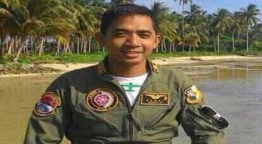 Kapten Sandy Sosok Berprestasi di TNI AU