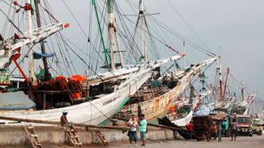 Indonesia Gudang Pembuatan Kapal Phinisi