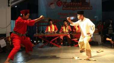 Kesenian Betawi Jadi Tradisi Jakarta Fair Kemayoran