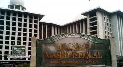 Arti Nama Masjid Istiqlal
