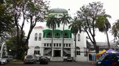Alasan Kiblat di Masjid Cut Meutia Serong 15 Derajat