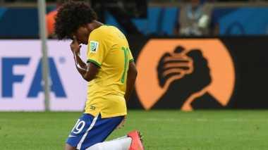Winger Chelsea Tak Bisa Tidur Usai Kekalahan Brasil