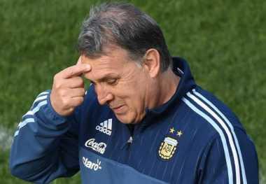 Pelatih Argentina Tidak Dapat Bocoran Kekuatan Paraguay