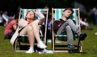 Cuaca Ekstrem Inggris Berpotensi Timbulkan Gelombang Panas