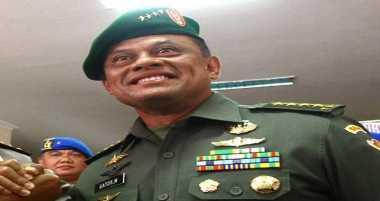 Gatot Nurmantyo Jalani Fit and Proper Test di DPR
