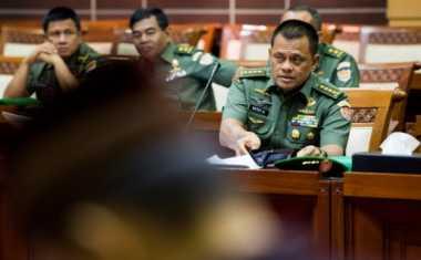 Jenderal Gatot Bertekad Kembalikan Kejayaan di Laut dan Udara