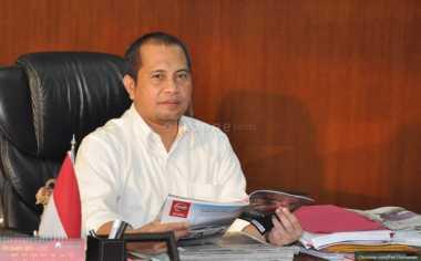 Marwan Optimis Bangun Infrastruktur Daerah Menggerakan Perekonomian