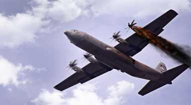 Istri & Anak Koptu Indra Termasuk Penumpang Hercules C130