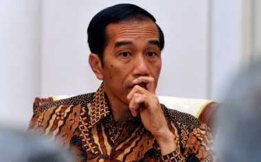 Jokowi Pimpin Mengheningkan Cipta untuk Korban Hercules