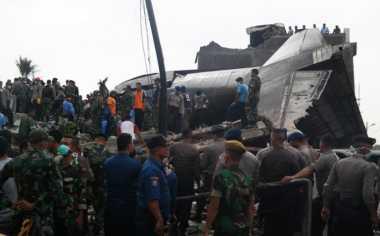 TNI Harus Usut Praktik Komersialisasi Pesawat Hercules