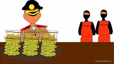 Polda Bali Musnahkan Narkoba Impor Senilai Rp4,7 M