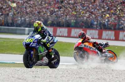Rossi Dapat Pembelaan Pascainsiden dengan Marquez