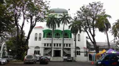 Asyiknya Ramadan Bersama di Masjid Cut Meutia
