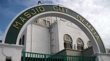 Cut Meutia, Masjid Terbesar Pertama di Menteng
