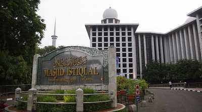 Masjid Istiqlal Miliki Terowongan Rahasia