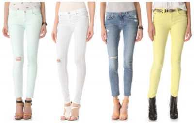 Terlalu Lama Kenakan Skinny Jeans Merusak Otot dan Saraf