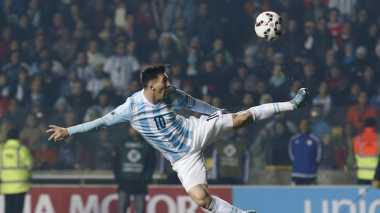 Mimpi Messi untuk Argentina
