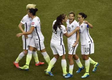 AS Gapai Final Piala Dunia untuk Keempat Kalinya