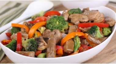 Tumis Jamur Kancing Resep Makanan Sehat untuk Sahur