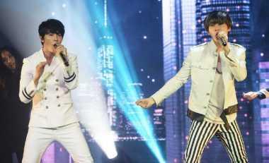 Donghae dan Eunhyuk Sepakat Tolak Siwon Bergabung