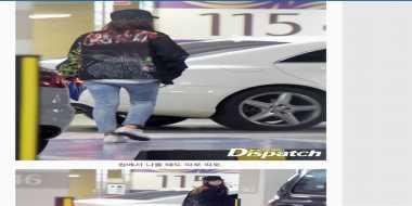 Dispatch Rilis Foto Pertemuan Rahasia Lee Jong Suk-Park Shin Hye