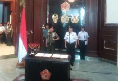 TNI Sepakati MoU dengan Bakamla