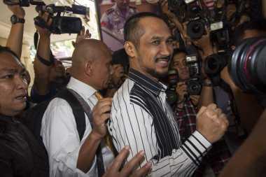 Abaraham Samad Jalani Pemeriksaan Kasus Pemalsuan Dokumen