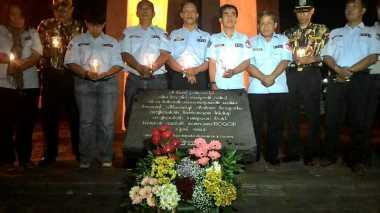 Putra-Putri TNI AU Gelar Doa Bersama untuk Korban Hercules