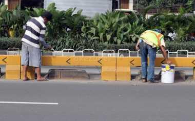 Ahok Akan Buat Separator Busway Setinggi 1 Meter